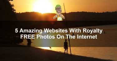 5 Amazing Websites With Royalty FREE Photos On The Internet