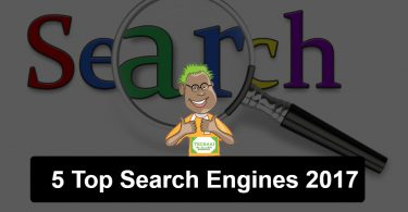 5 Top Search Engines 2017