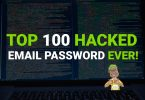 Top-100-Hacked-Email-Passwords-Ever